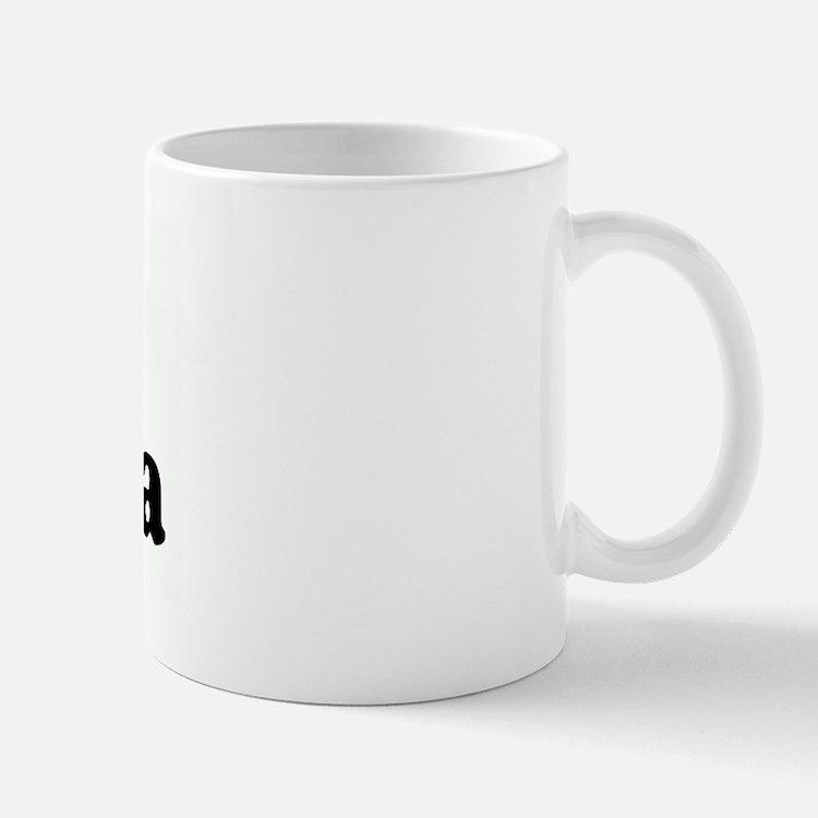 I Love my Kia Mug