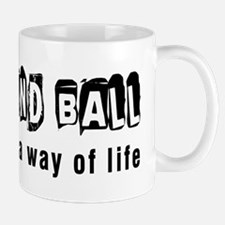 Hand Ball it is a way of life Mug