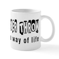 Hammer Throw it is a way of life Mug
