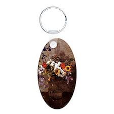 Fantin - Diverse Flowers Keychains