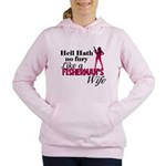 fishermanswife.png Women's Hooded Sweatshirt