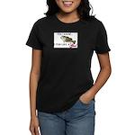 fish.png Women's Dark T-Shirt