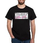 littlegirl.png Dark T-Shirt