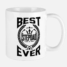 BEST STEPDAD EVER Mugs