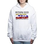 Fatherhood - Equipment Women's Hooded Sweatshirt