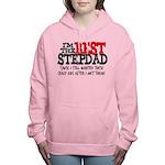 Best Stepdad Women's Hooded Sweatshirt