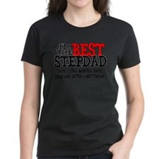 Best Stepdad Tee