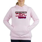 callingdaddy.png Women's Hooded Sweatshirt