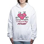 I'm The Mom! Women's Hooded Sweatshirt