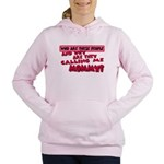 callingmmomy.png Women's Hooded Sweatshirt