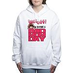 Bad Mom Day Women's Hooded Sweatshirt