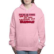 callingggma.png Women's Hooded Sweatshirt