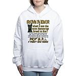 Remember when? Women's Hooded Sweatshirt