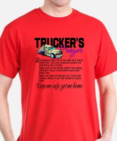 Trucker's Prayer T-Shirt