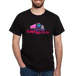 Daddy's Little Trucker Dark T-Shirt