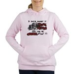 grandpabroughtit.png Women's Hooded Sweatshirt