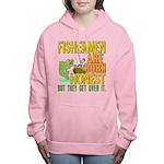 Born Honest Women's Hooded Sweatshirt