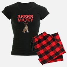 Pirate Boxer Dog Pajamas