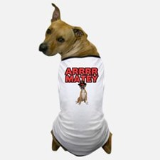 Pirate Boxer Dog Dog T-Shirt