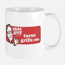 This Guy Turns Grills On Mugs