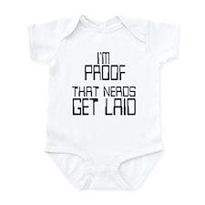 Proof Infant Body Suit