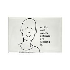 Oncology nurse Rectangle Magnet