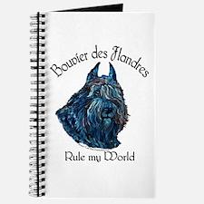 Bouvier des Flandres Rule Journal