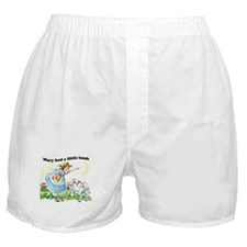 Mary Had a Little Lamb Boxer Shorts
