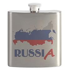 Russia Flask