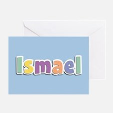 Ismael Spring14 Greeting Card