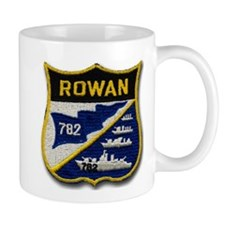 USS ROWAN Mug