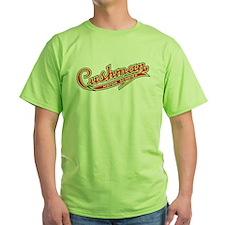 Classic Cushman Design T-Shirt