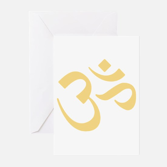 Om Greeting Cards (Pk of 10)