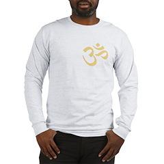 Om Long Sleeve T-Shirt