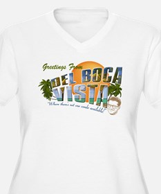 DelBocaVista_Light Plus Size T-Shirt