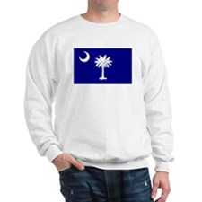 South Carolina Flag Sweatshirt