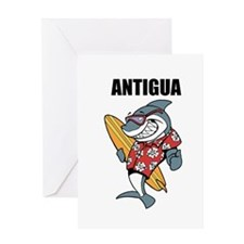 Antigua Greeting Cards