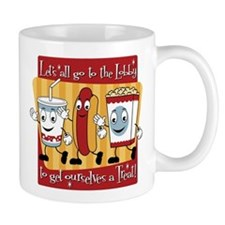 Lets all go to the Lobby Mugs