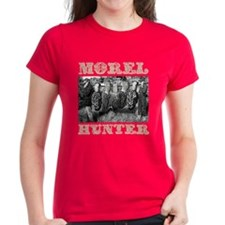 morel hunter game pole Tee