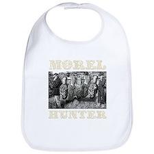 morel hunter game pole Bib