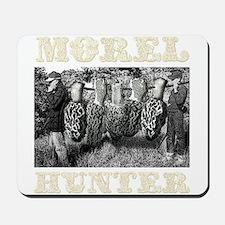 morel hunter game pole Mousepad