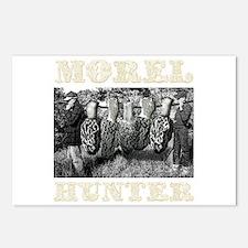 morel hunter game pole Postcards (Package of 8)
