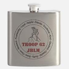 troop 62 Flask