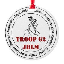 troop 62 Ornament