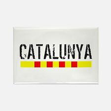 Catalunya Rectangle Magnet