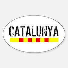 Catalunya Decal