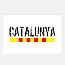 Catalunya Postcards (Package of 8)