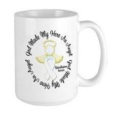 Retinoblastoma Angel Ribbon Mug