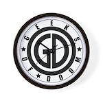 G.o.D. Wall Clock