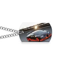 Bugatti Veyron Dog Tags